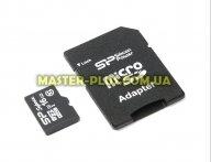 Карта памяти Silicon Power 16GB microSD Class10 UHS-I U3 (SP016GBSTHDU3V10SP)
