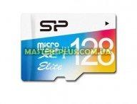 Карта памяти Silicon Power 128GB microSD class10 UHS-I Elite COLOR (SP128GBSTXBU1V20SP)