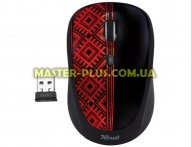 Мышка Trust Yvi Wireless Mouse - Ukrainian style - block (20284) для компьютера