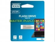 USB флеш накопитель GOODRAM 32GB EAZZY USB 2.0 (UEA2-0320S0R11)