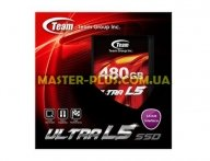 """Накопитель SSD 2.5"""" 480GB Team (T253L5480GMC101) для компьютера"""