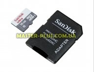 Карта памяти SANDISK 16GB microSD class 10 UHS-I Ultra (SDSQUNB-016G-GN3MA)