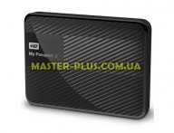 """Внешний жесткий диск 2.5"""" 2TB Western Digital (WDBCRM0020BBK-EESN) для компьютера"""