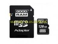 Карта памяти GOODRAM 128Gb microSDHC class 10 (SDU128GXCUHS1AGRR10)