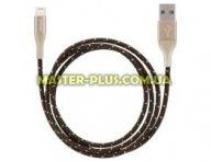 Дата кабель USB 2.0 AM to Lightning 1.0m OZAKI (OT222AGD)