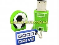 USB флеш накопитель GOODRAM 8GB SPORT Football USB 2.0 (PD8GH2GRFBR9)