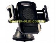 Универсальный автодержатель Drobak Hold Plus Black (922610) для мобильного телефона