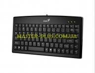 Клавиатура Genius LuxeMate 100 USB Black RU (31300725102)
