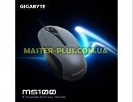 Мышка GIGABYTE GM-M5100V2 Silver для компьютера