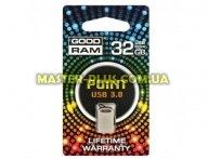 USB флеш накопитель GOODRAM 32Gb Point Silver USB 3.0 (PD32GH3GRPOSR10)