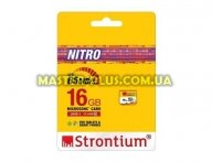 Карта памяти STRONTIUM Flash 16GB microSDHC Class 10 USH-I 433X (SRN16GTFU1R)