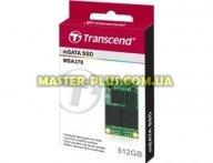 Накопитель SSD mSATA 128GB Transcend (TS128GMSA370) для компьютера