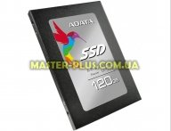 "Накопитель SSD 2.5"" 120GB ADATA (ASP550SS3-120GM-C) для компьютера"