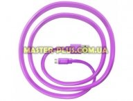 Дата кабель JUST Freedom Micro USB Cable Pink (MCR-FRDM-PNK)