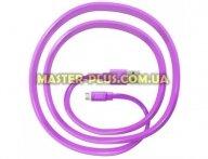 Дата кабель JUST Freedom Micro USB Cable Pink (MCR-FRDM-PNK) для мобильного телефона