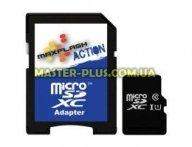 Карта памяти MAXFLASH 128GB microSDXC class 10 (SD128GTFCL10M-R)
