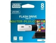 USB флеш накопитель GOODRAM 8GB Colour Mix Black/White USB 2.0 (UCO2-0080KWR11)