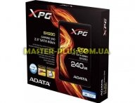 """Накопитель SSD 2.5"""" 240GB ADATA (ASX930SS3-240GM-C) для компьютера"""