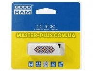 USB флеш накопитель GOODRAM 32GB CL!CK UKRAINE USB 2.0 (PD32GH2GRCLWR9L)