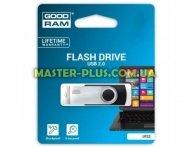 USB флеш накопитель GOODRAM 16GB Twister Black USB 2.0 (UTS2-0160K0R11)