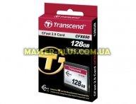 Карта памяти Transcend 128GB Compact Flash 650X (TS128GCFX650)
