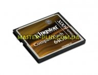 Карта памяти Kingston 64Gb Compact Flash 600x (CF/64GB-U3)