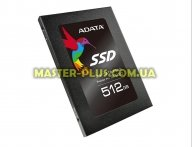 "Накопитель SSD 2.5"" 512GB ADATA (ASP920SS3-512GM-C) для компьютера"