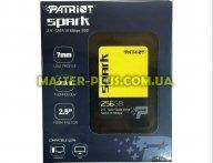 """Накопитель SSD 2.5"""" 256GB Patriot (PSK256GS25SSDR)"""