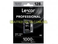 Карта памяти Lexar 128GB SDXC class 10 UHS-II U3 4K (LSD128CRBEU1000)