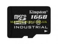 Карта памяти Kingston 16GB microSD class 10 USH-I (SDCIT/16GBSP) для компьютера
