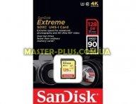 Карта памяти Kingston 128GB SDXC class10 UHS-I U3 Extreme (SDSDXNF-128G-GNCIN)