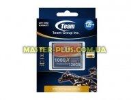 Карта памяти Team 128Gb Compact Flash 1000x (TCF128G100001)