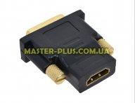 Кабель мультимедийный DVI 24+1 to HDMI PATRON (ADAPT-PN-DVI-HDMIF) для компьютера