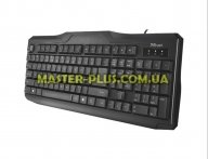 Клавиатура Trust ClassicLine Keyboard RU (20626) для компьютера