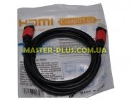 Кабель мультимедийный HDMI to HDMI 1.0m Atcom (14942) для компьютера