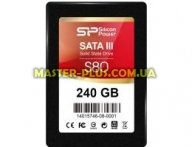 "Накопитель SSD 2.5"" 240GB Silicon Power (SP240GBSS3S80S25)"
