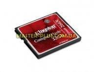 Карта памяти Kingston Compact Flash Ultimate 266x (CF/32GB-U2)