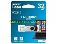 USB флеш накопитель GOODRAM 32GB UTS2 (Twister) Black USB 2.0 (UTS2-0320K0R11)