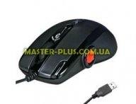 Мышка A4-tech F6 black