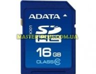 Карта памяти A-DATA 16GB SDHC class 10 (ASDH16GCL10-R) для компьютера