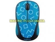 Мышка Logitech M238 Geo Blue (910-004782) для компьютера