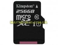 Карта памяти Kingston 256GB microSDXC class 10 UHS-I (SDC10G2/256GB)