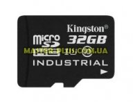 Карта памяти Kingston 32GB microSD class 10 USH-I (SDCIT/32GBSP) для компьютера