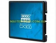 """Накопитель SSD 2.5"""" 480GB GOODRAM (SSDPR-CX300-480) для компьютера"""
