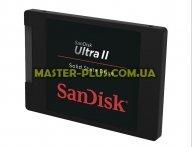 """Накопитель SSD 2.5"""" 480GB SANDISK (SDSSDHII-480G-G25)"""