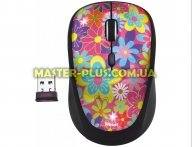 Мышка Trust Yvi Wireless Mouse flower power (20250)