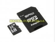 Карта памяти Silicon Power 32GB microSD Class10 UHS-I U3 (SP032GBSTHDU3V10SP) для компьютера