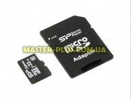 Карта памяти Silicon Power 32GB microSD Class10 UHS-I U3 (SP032GBSTHDU3V10SP)
