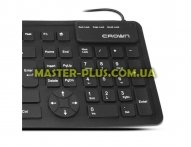 Клавиатура Crown CMK-6002 Silicon