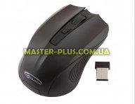 Мышка GEMIX GM200 black для компьютера